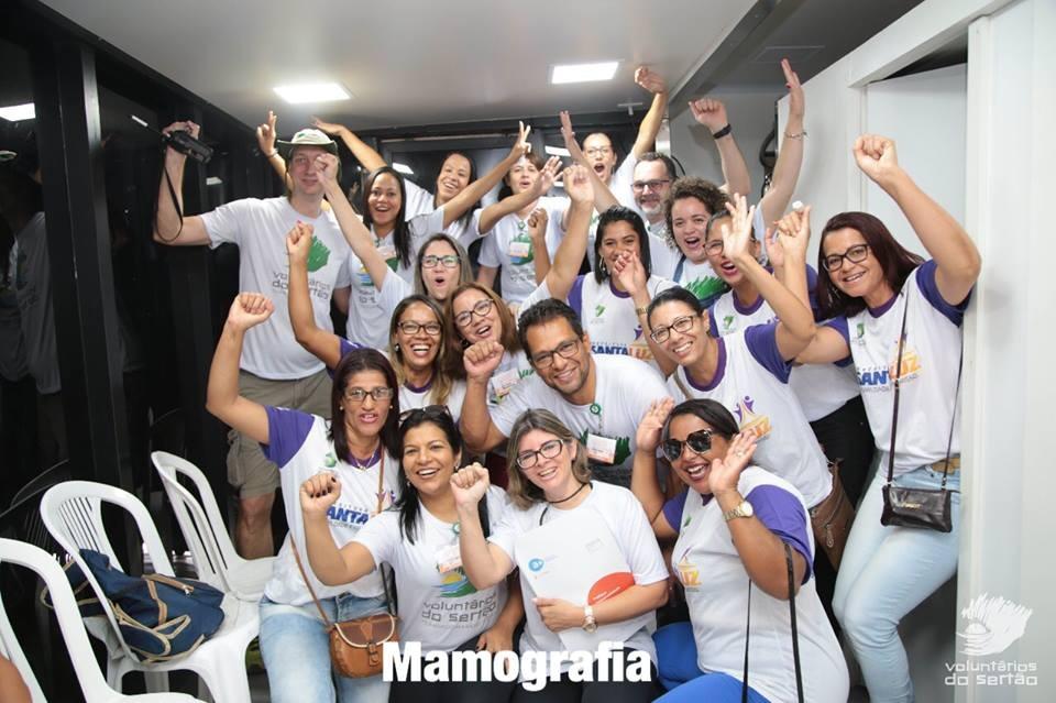 Projeto Voluntários do Sertão