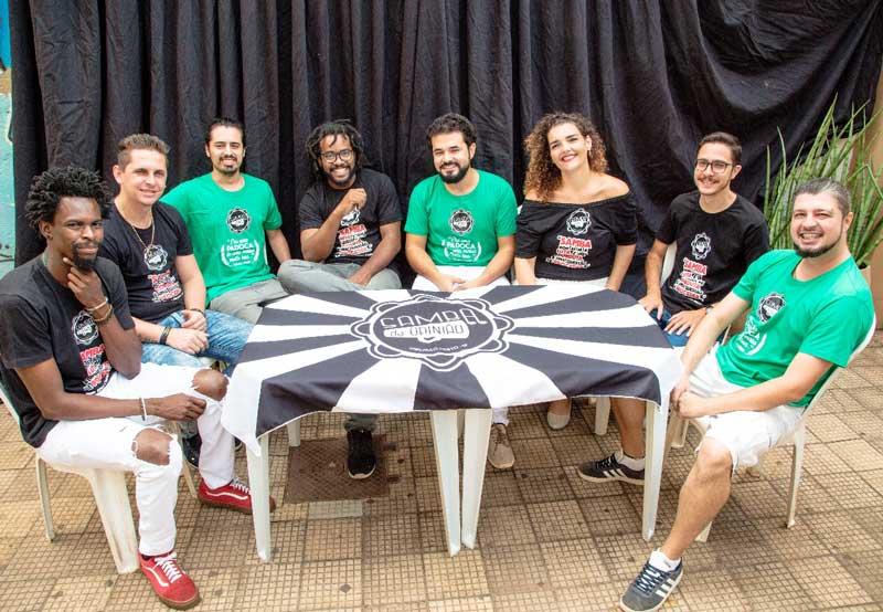 Samba da opinião Ribeirão Preto