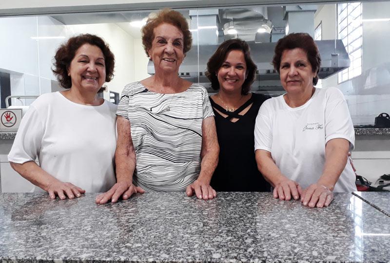 Restaurante dona Fia Ribeirão Preto