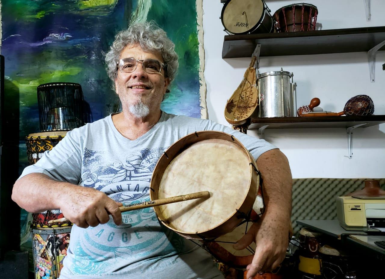 Deva Mille músico Ribeirão Preto