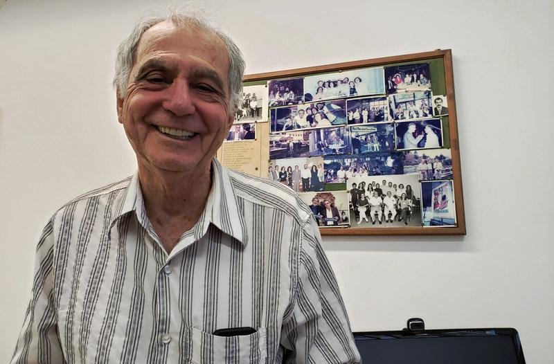 Marco Antônio Barbieri pediatra Hospital das Clínicas Ribeirão