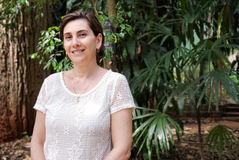 Casada, com dois filhos e 26 anos, Paula se tornou professora e se encontrou na profissão