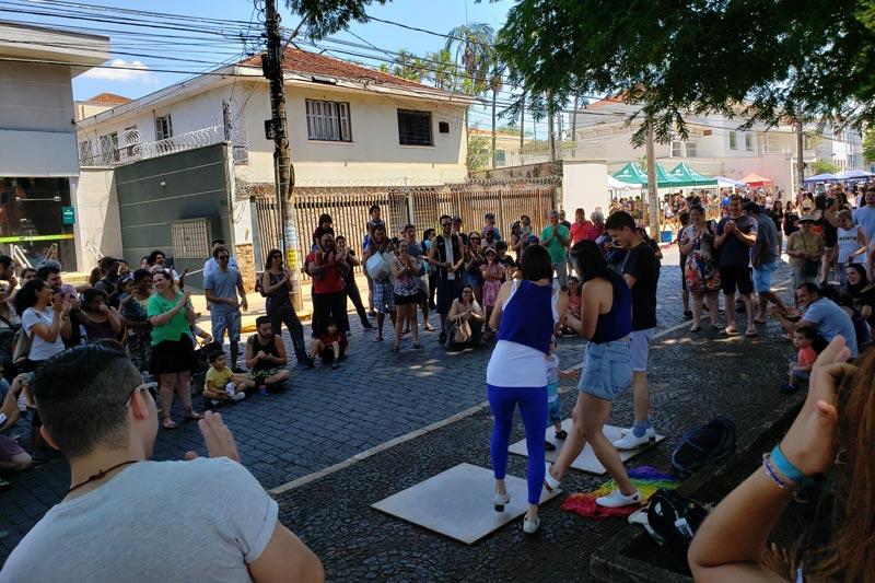 Movimento Ruas Abertas Ribeirão Preto História do Dia