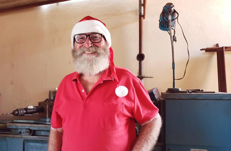 Antônio Papai Noel Sertãozinho História do Dia