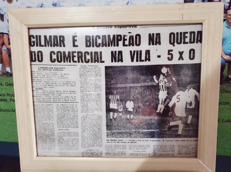 Tomires goleiro Comercial Ribeirão Preto
