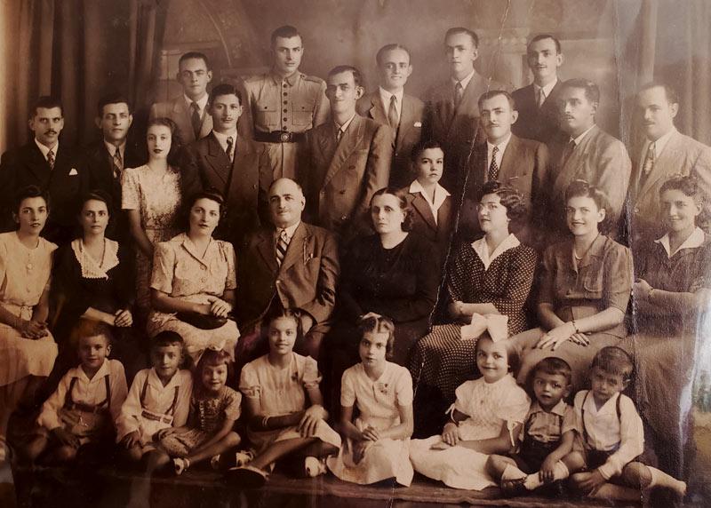 Família Spanó Ribeirão Preto