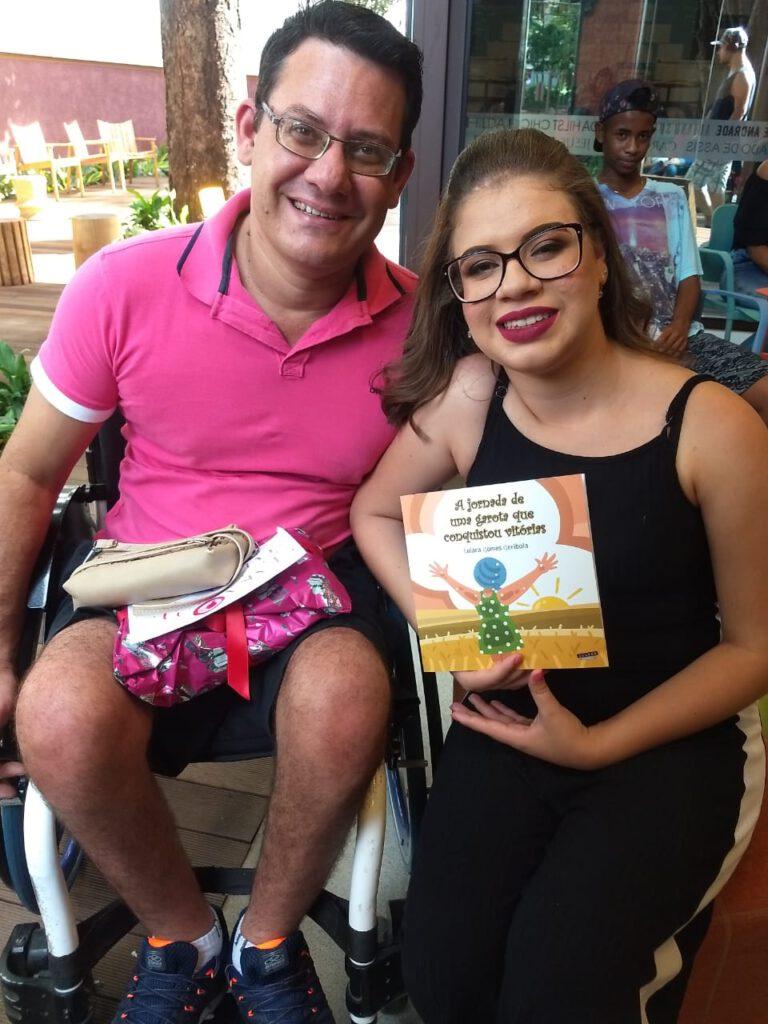 Luiara escreve livro câncer Ribeirão Preto