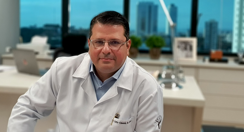 Carlos Eduardo Couri diabetes