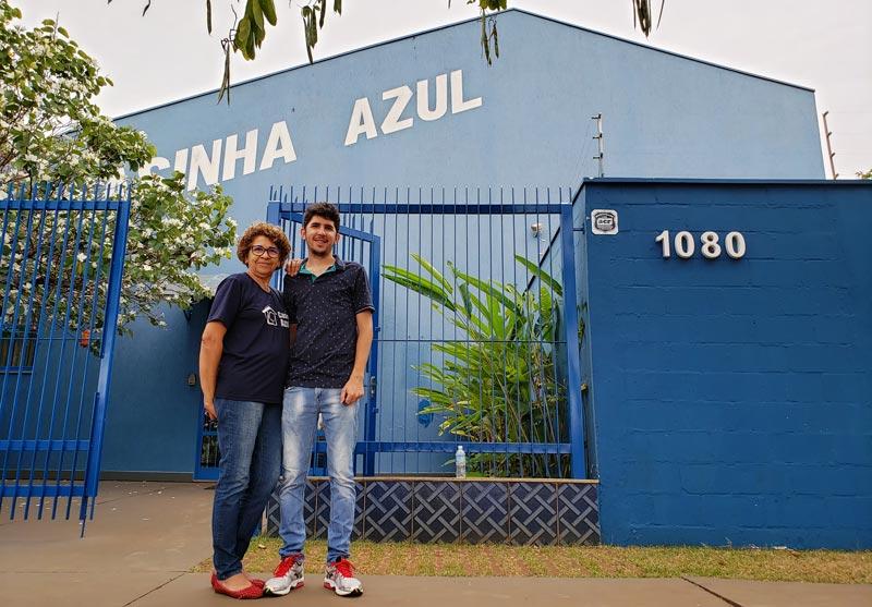 Casinha Azul Ribeirão Preto